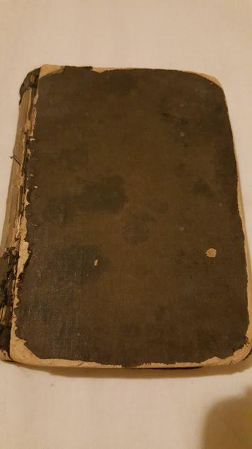 Książka Świętego Ignacego Ćwiczenia duchowne 1904