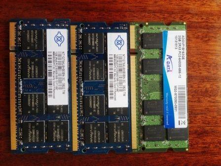 Память DDR2 2+1+1