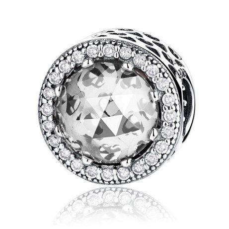 CHARMS srebro 925 do Pandora Apart Zawieszka - diament
