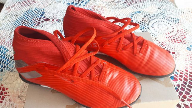 Дитячі футбольні сороконіжки adidas NEMEZIZ