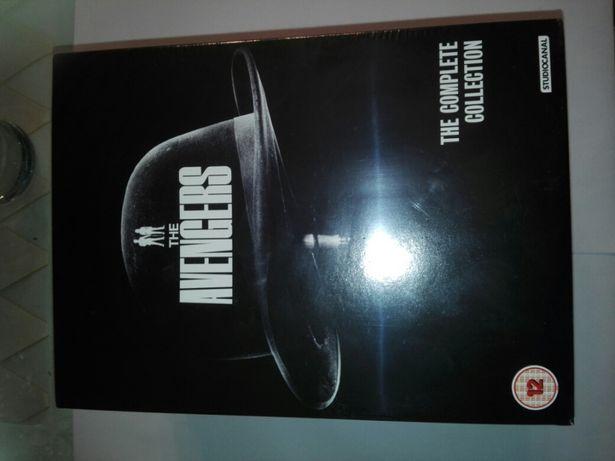 The Avengers 39 DVD