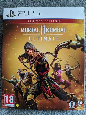Mortal Kombat 11 Ultimate: Limited Edition Steelbook (PS5)