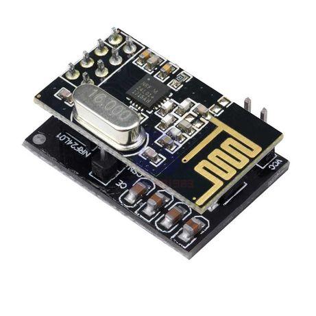 NRF24L01+ 2.4GHz transceptor sem fios com módulo adaptador arduino