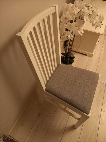 Krzesła Ikea białe 2 sztuki
