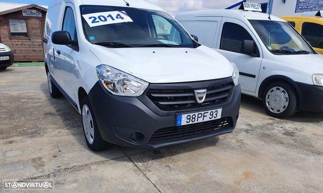 Dacia Logan DOKKER 1.5 DCI VAN