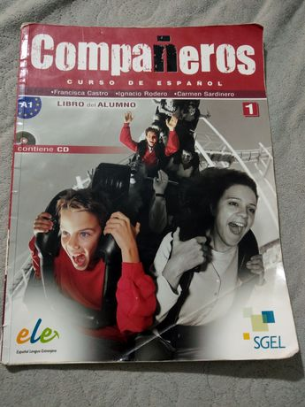 Podrecznik do hiszpanskiego