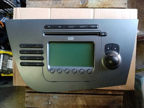 Radio SEAT Leon II MP3 CD