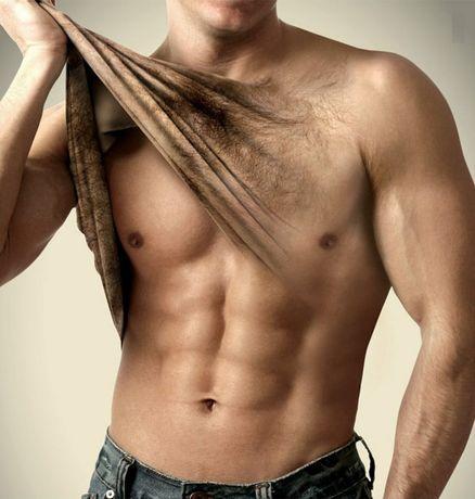 Мужская депиляция, стайлинг бороды(Донецк набережная)