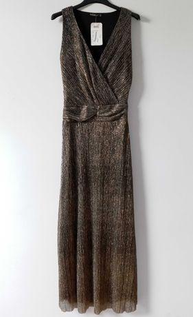 Długa sukienka maxi nowa S/36
