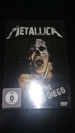 """DVD Concerto Metallica - """"Live in San Diego"""" (COMO NOVO)"""