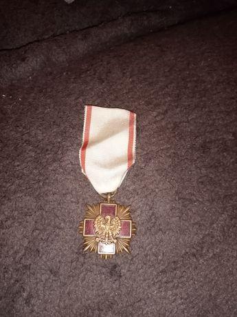 Stary medale z PRLU