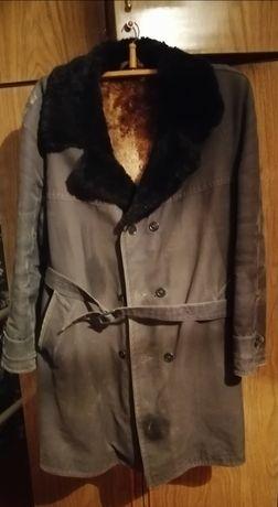 Тулуб кожух пальто из натурального меха