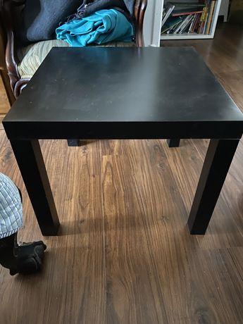 Mesa apoio preta IKEA