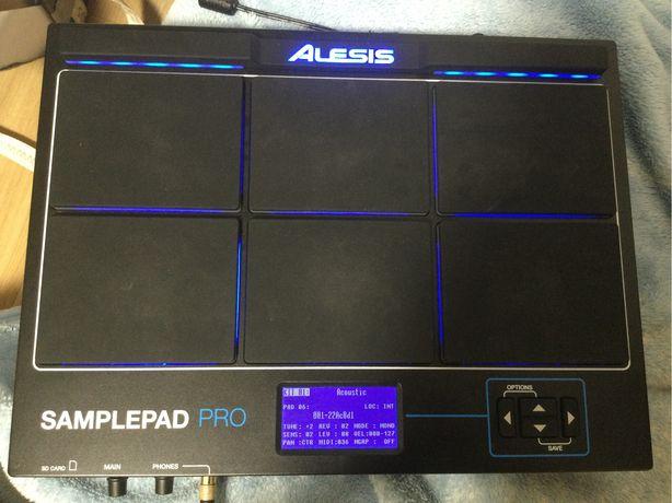 Alesis SemplerPad pro, Алесис Pad ( компактная ударная установка )
