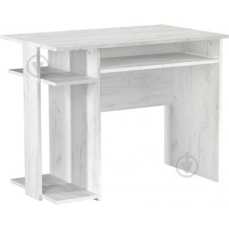 Стол компьютерный Грейд-Плюс CСK11-1 белый