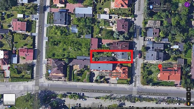 Do sprzedania działka 453 m2 w Łodzi
