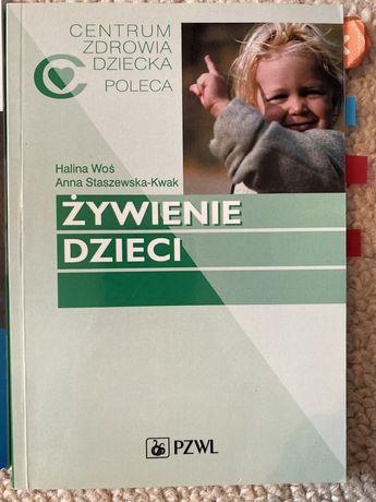 Żywienie dzieci - Halina Woś, Centrum Zdrowia Dziecka PZWL