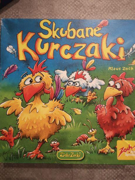 Gra Skubane Kurczaki
