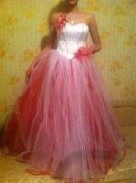 Платье свадебное ( выпуске )