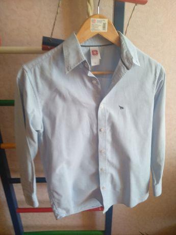 Рубашки на мальчика 11-12лет