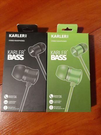 Навушники з мікрофоном KARLER KR402