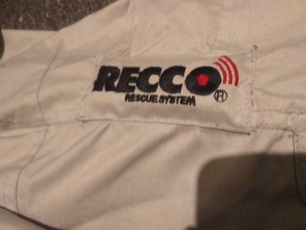 Nowoczesne Spodnie narciarskie TCM z systemem namierzającym RECO,