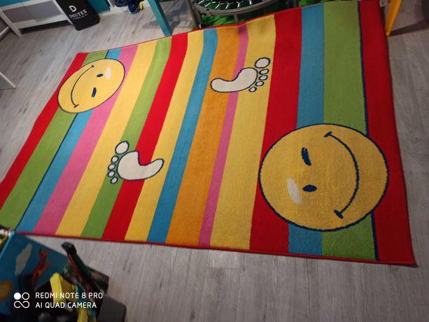 Dywan dziecięcy kolorowy