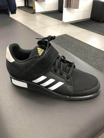 Штангетки Adidas ( power lifting ,пауэрлифтинг ,тяжелая атлетика ) 43р