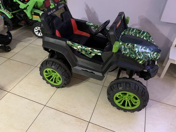 Jeep Buggy 4x4 akumulator + pilot