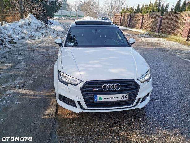 Audi A3 SEDAN 2.0 TFSI 190KM 2017R Zadbany Doinwestowny przeb. 68 tys km