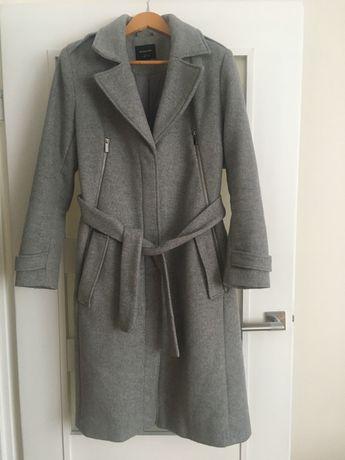 Płaszcz Reserved z zamkami rozm L (40)