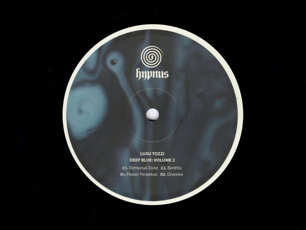Luigi Tozzi – Deep Blue: Volume 2 (Hypnus Records)