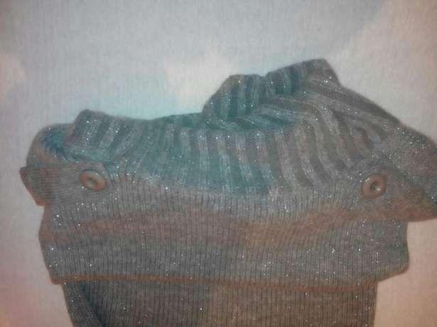 Damski sweter - golf, długi w promocyjnej cenie!!! Polecam!!! Okazja!