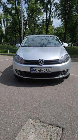 Volkswagen Golf  VI 2010 года