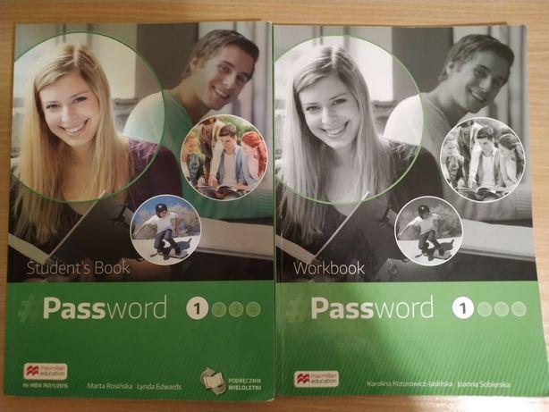 Password 1 Workbook podręcznik i ćwiczenia do angielskiego Macmillan
