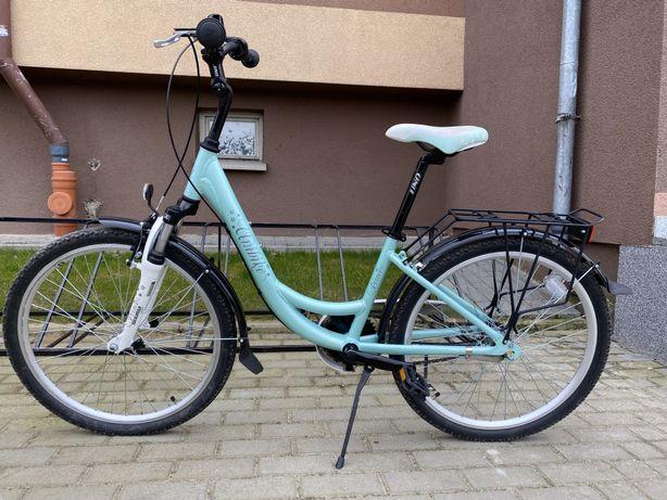 Rower dziecięcy Unibike Princess