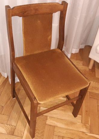 krzesłó wyściełane