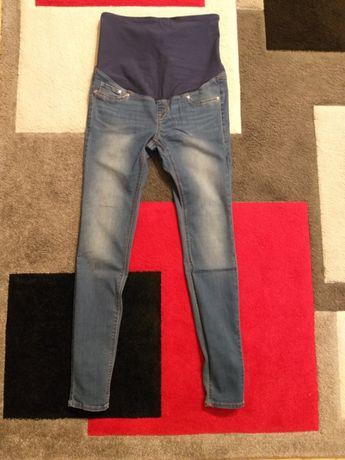 spodnie ciążowe super skiny, rozmiar 40, h&m