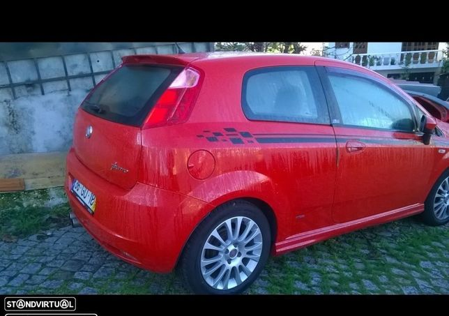 Fiat Grand Punto  (3 Portas) de 2006 a 2014 - Para Peças