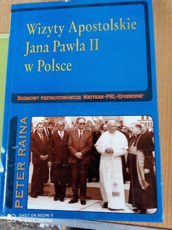 Wizyty apostolskie Jana Pawła ll w Polsce