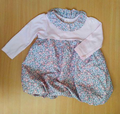 Платье на годик 12 месяцев