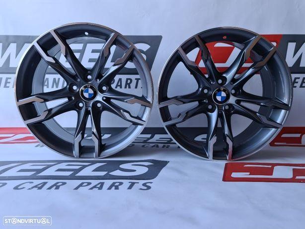 Jantes look BMW 550D em 18 2+2 5x120
