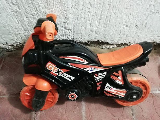 Велобег детский мотоцикл