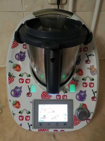 Bimby 5 TM5 - Robô cozinha + 4 Chaves de receitas