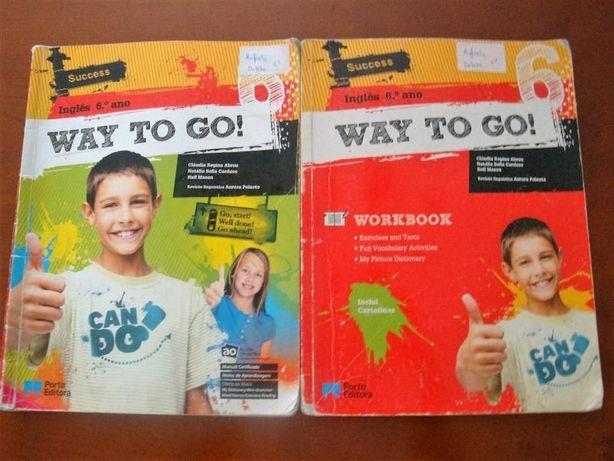 Livro Way To Go! 6