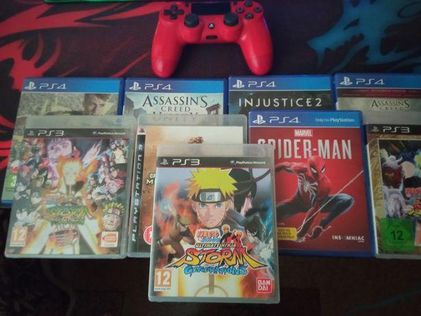 Диски для PlayStation 3-4