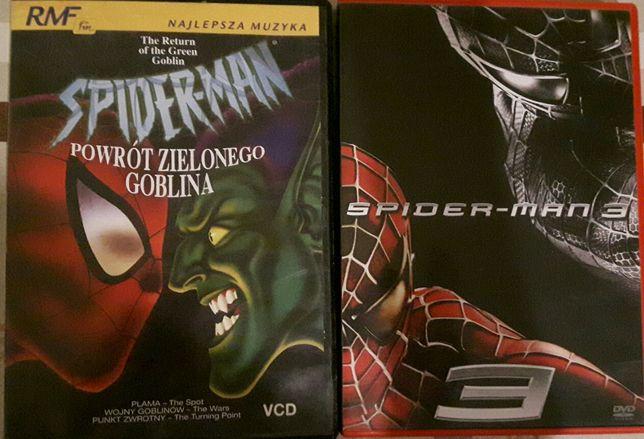 Filmy,bajki Spiderman.