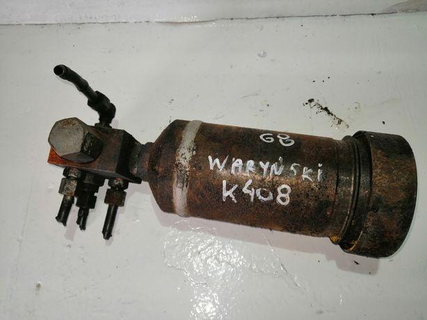 Obudowa filtra oleju koparka waryński k 408