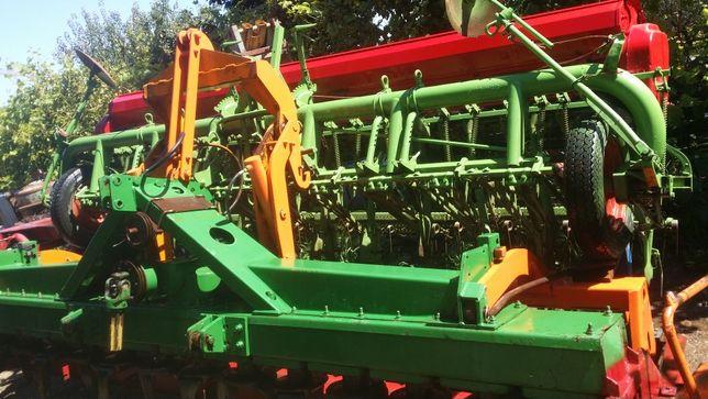 Roto-frese 4 metros + semeador 4 metros