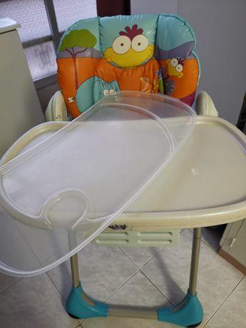 Cadeira chicco polly